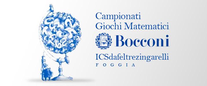 Campionati Internazionali Di Giochi Matematici Universita Bocconi